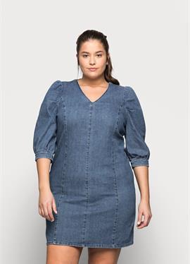 CARLURSA LIFE TUNIC DRESS - джинсовое платье