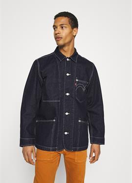 ENGINEERED COAT унисекс - джинсовая куртка