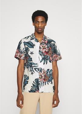 TROPICAL PRINT - рубашка