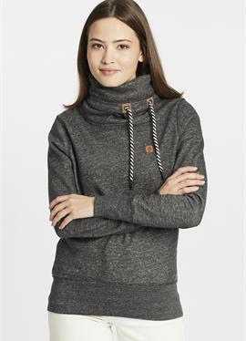 CECILIA - пуловер с капюшоном