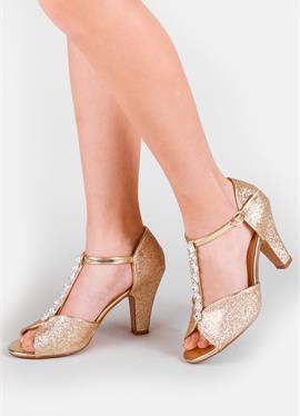 ROSIE - сандалии на высоком каблуке