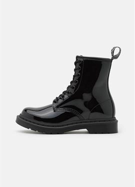 1460 MONO - полусапожки на шнуровке