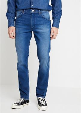 11MWZ - джинсы Straight Leg