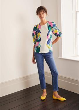 JOANNA OBERTEIL - футболка с длинным рукавом