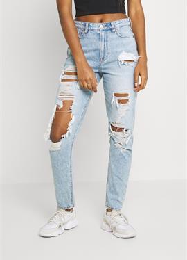 MOM джинсы - джинсы Straight Leg