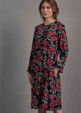 SCHWARZE ROSE стандартный крой - платье