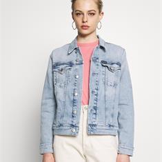 FOUNDATION TRUCKER - джинсовая куртка