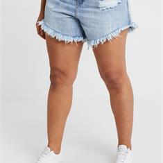 GLAMOROUS CURVE - джинсы шорты