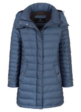 Стеганая куртка с водоотталкивающим эффектом
