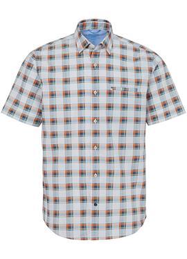 Рубашка с Under-Button-down-Kragen
