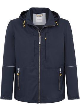 Куртка с abknöpfbarer капюшон
