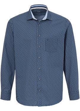Рубашка с Kent-Kragen