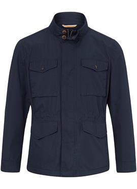 Куртка с стоячий воротник