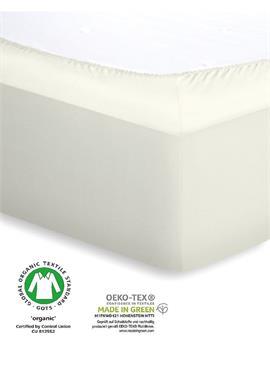 Bio-Feinjersey-Spannbetttuch Organic Cotton