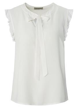 Блузка с рукавами-крылышками