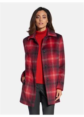 Куртка с breitem воротник