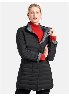 Двусторонняя стеганая куртка