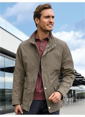 Куртка с variablem воротник