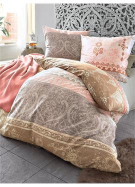 Комплект постельного белья ок. 135x200 см / ок. 80x80 см