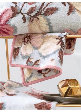 Комплект полотенец из шенилла