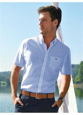 Рубашка классического кроя