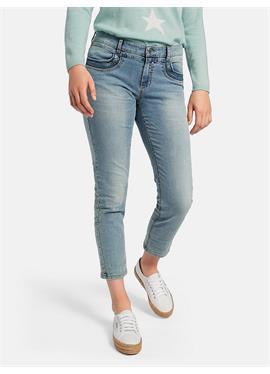 Knöchellange Jeans Modell Grace