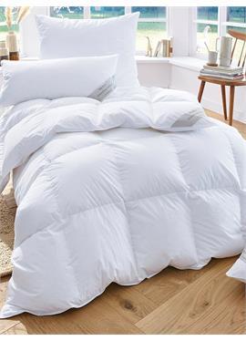 Зимнее пуховое одеяло 135x200 см.