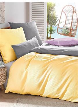 Комплект постельного белья 135x200см / 80x80см