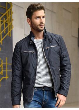 Куртка im Biker-Stil