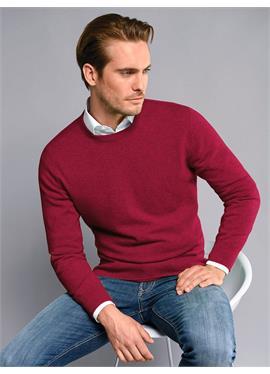 Пуловер aus 100% Premium-Kaschmir