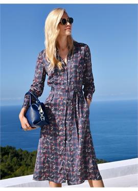 Платье в стиле рубашки