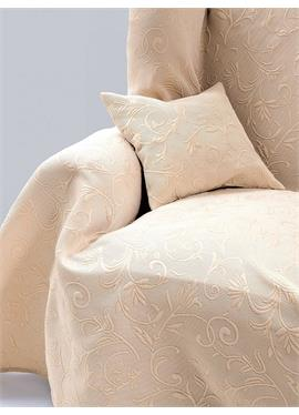 Überwurf für Sofa und Bett, ca. 160x250cm