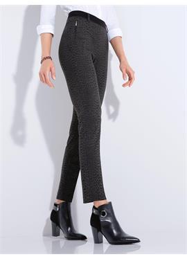 ProForm S Super Slim - брюки из джерси без застежки