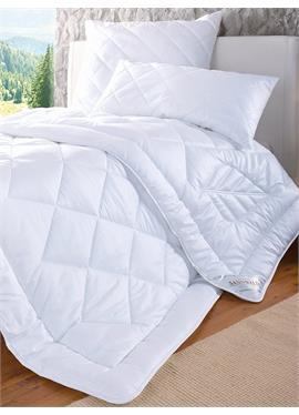 Стеганая кровать на 4 сезона, прибл. 135x200 см.