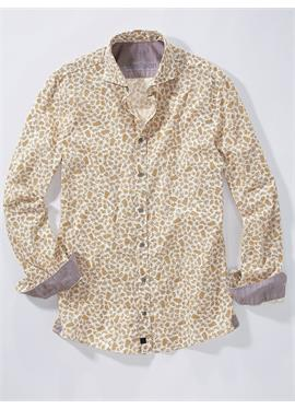 Рубашка с Haifischkragen