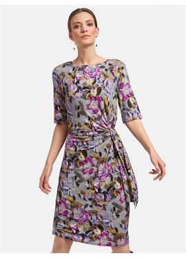 Платье с рукавами длиной 3/4 из джерси
