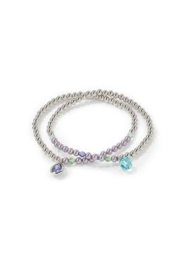 Эластичные браслеты (2 шт)
