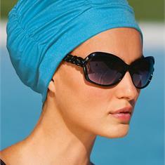 Элегантная шапочка для купания