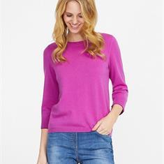 Пуловер с круглым вырезом aus 100% PREMIUM Kaschmir