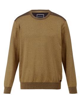 Двухцветный свитер