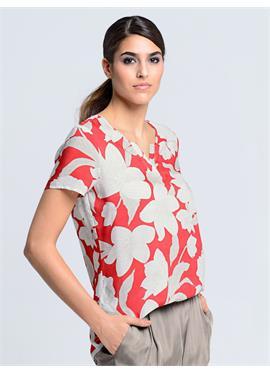 Кофта-блузка с edlem Blumenprint