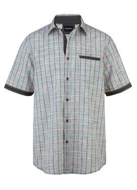 Рубашка в летнем льняном стиле