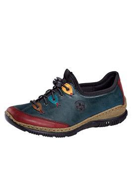 Ботинки на шнуровке в toller Optik