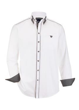 Рубашка с тонкой структурой
