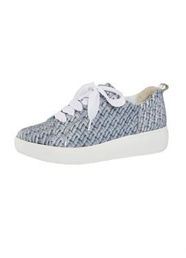 Обувь на шнуровке с подошвой на воздушной подушке