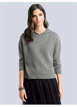 Пуловер с Kaschmiranteil