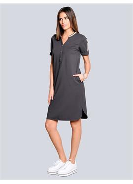 Платье в äußerst trageangenehmer elastischer Qualität